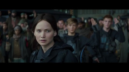 Mockingjay Part 2 - Teaser Trailer