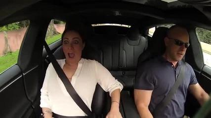 Как реагират хората при тази система за бързо потегляне на автомобила