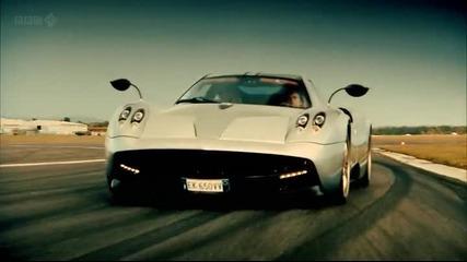 Top Gear - Pagani Huayra