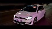 Vw Golf - трилитров битурбо V6 бензинов двигател, осигуряващ 503 к.с.