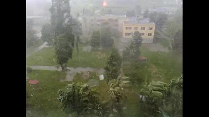 Градушка в Казанлък 09.06