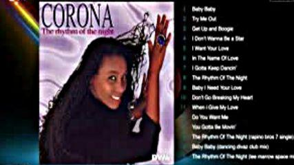 Corona - The Rhythm Of The Night 1994 Full Album