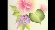 Как Да Нарисуваме Цветя