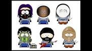 Slipknot Като South Park Човечета