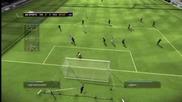Fifa 09 Packed Stadium Gameplay Montage Xbox 360 HQ