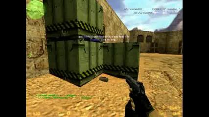 Ninja Defusing on Cs 1.6 ! Dust2