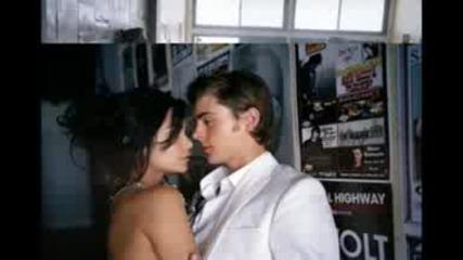 Photoshoot Pics of Vanessa,  Zac & Ashley