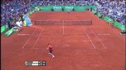 Roger Federer vs Pablo Cuevas - Istanbul 2015 Final