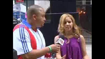 Kat Deluna В Пуерто Рико - Парад