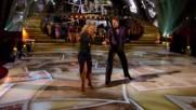 Anastacia & Brendan Cole Rumba to - The Way We Were - prevod