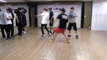 Bts Paldogangsan mirrored Dance Practice