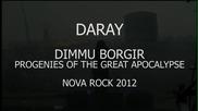 Daray - Dimmu Borgir - Progenies of the Great Apocalypse