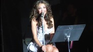 Thalia Viva Tour New York 2013 - Te amo Brasil disse ela