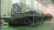 Russia: See how Rtut-BM weapons are made from Mil Mi-8 helicopters