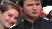 """Ansel Elgort Talks About Insurgent Co-Star Shailene Woodley in Seventeen: """"I've Never Once Wanted Her Sexually"""""""