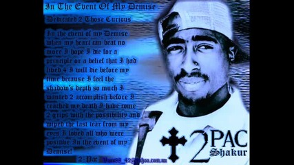 2pac Don t Forget To Remember Makaveli The Don
