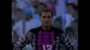 Argentina - Bulgaria - Hristo Stoitchkov goal