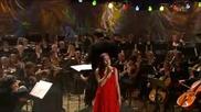 # Tarja Turunen performing Stormskars Maja at the Baltic Sea Festival ( Markesarsgalan )