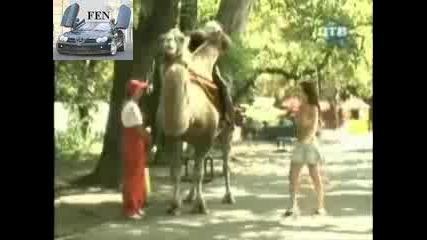 Голи И Смешни - Еротична Разходка С Камила