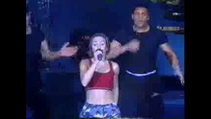 Alexia - Number One (live In Brazil)