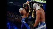 Goldust & Stardust vs Mizdow & The Miz vs Los Matadores vs The Usos - Wwe Survivor Series 2014