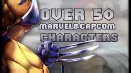 Marvel Vs Capcom 2 Debut Trailer