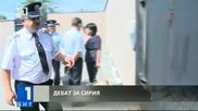 Орешарски - Политическото решение за Сирия е най-приемливо