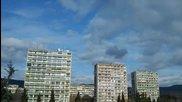 Красотата на прелитащите облаци [time lapse]