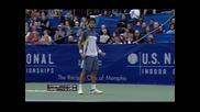 Фелисиано лопес срещу Нишикори на финала в Мемфис