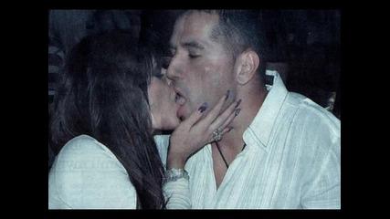 Преслава се целува с език съской