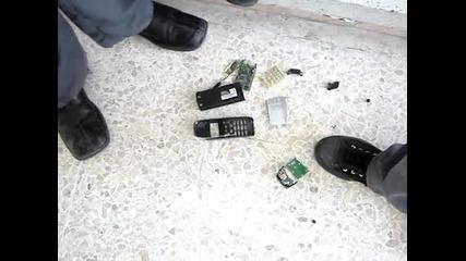 Smash My Old Nokia