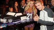 Justin Bieber Asked David Arquette to Leave His 21st Birthday After Party in Las Vegas
