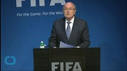 Blatter Says He Will Resign as FIFA President
