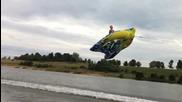 Ето как летят в Русия - Руския батман