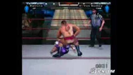 Wwe - Batista Vs D - Von Dudley