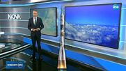 АВАРИЯ В КОСМОСА: Вижте кадри от катапултирането на астронавтите (ВИДЕО)
