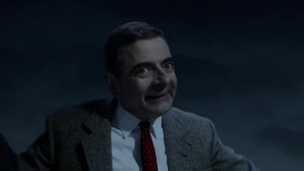 Най - щурата реклама на Snickers с Mr Bean