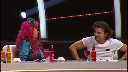 Dzenan Bajric - Vidjas li mi staru ljubav - (live) - ZG 2014 15 - 03.01.2015. EM 16.
