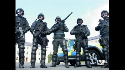Специални Части - Полиция