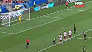 World Cup Дания - Австралия 1 полувреме