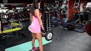 Фитнес упражнения - Римска мъртва тяга
