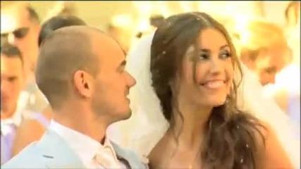 Сватбата на Снайдер и красавицата Йоланте в Сиена