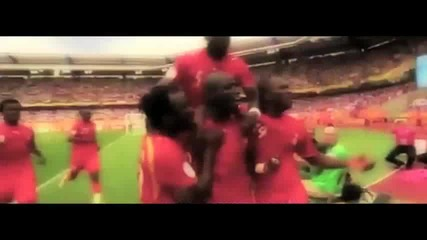 2010 World Cup Official Song waka Waka - This Time for Africa - by Shakira