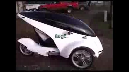 Bug Ev - Електрически Автомобил