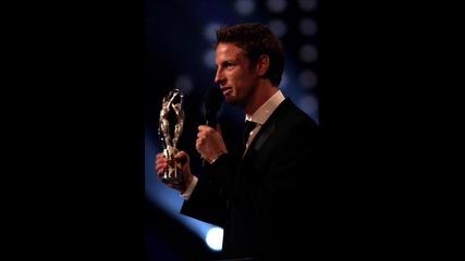 2009 World Champion - Jenson Button