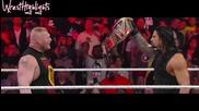 Wwe Raw [highlights]/ Първична Сила 24.03.2015 [избрани моменти]