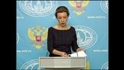 Russia: Zakharova slams Latvian authorities for hindering press freedom