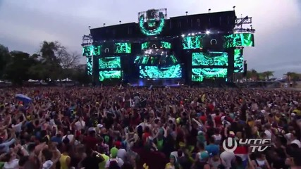 Dimitri Vegas, Steve Aoki & Like Mike - 3 Are Legend - Live @ Umf Miami 2015