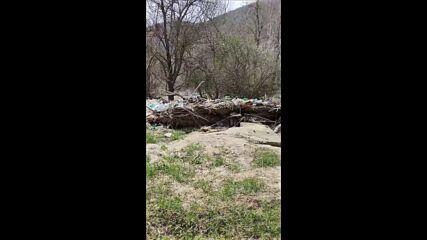 """От """"Моята новина"""": Замърсяване на река Струма"""
