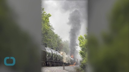 Tennessee Train Fire: Evacuated Residents Set to Return Home